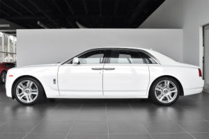 Rolls Royce Ghost Limo