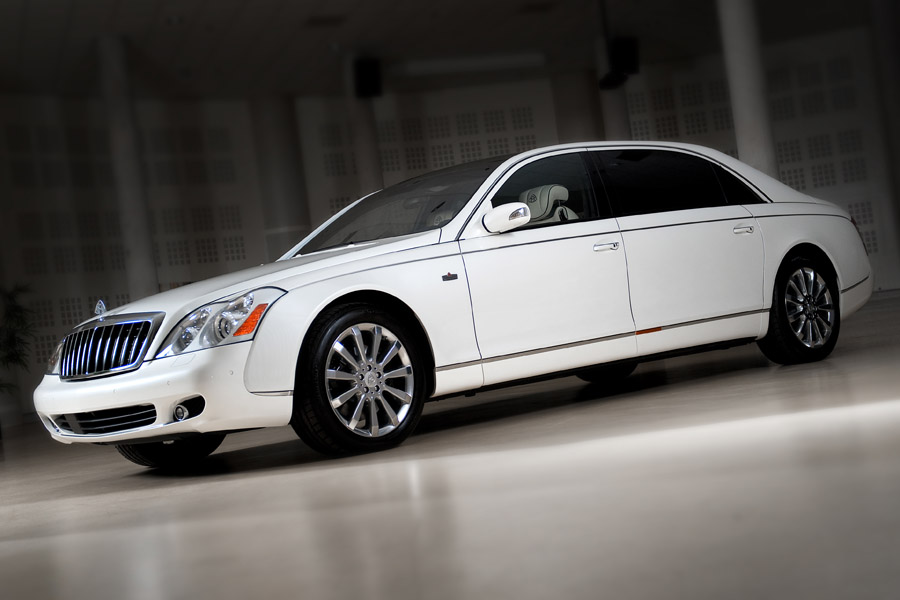 Maybach 62 Limo