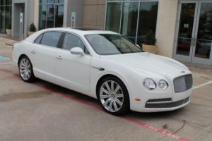 Bentley Flying Spur Limo