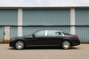 Mercedes Maybach s600 Limo